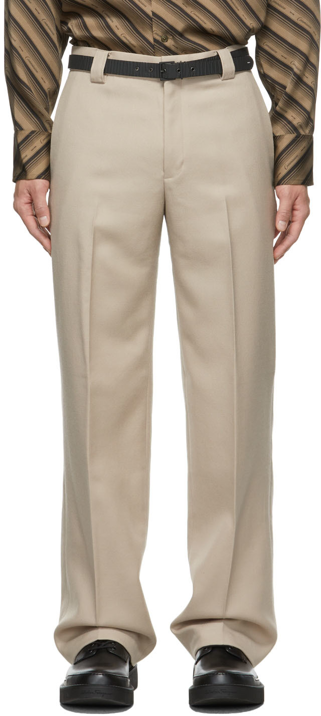 SSENSE Exclusive Carpenter Tailored Trousers