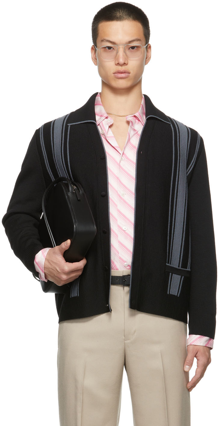 SSENSE Exclusive Merino Wool Dad Cardigan