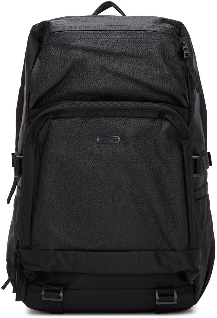 Black Spec Version 2 Backpack