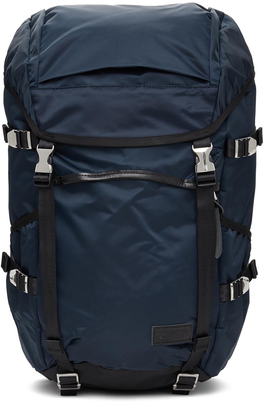Navy Lightning Backpack