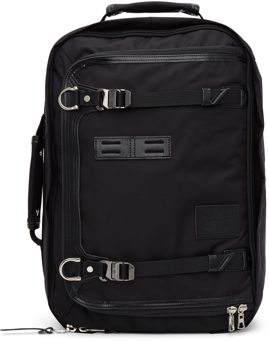 Black Potential Version 2 Two-Way Backpack