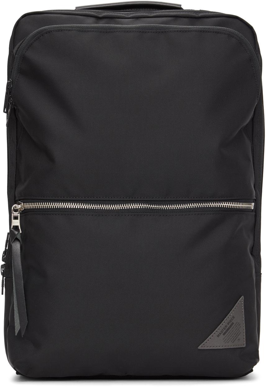 Black Various Backpack