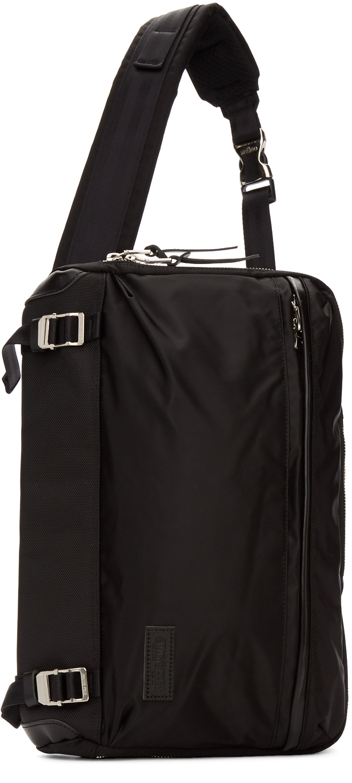 Black Lightning Sling Backpack
