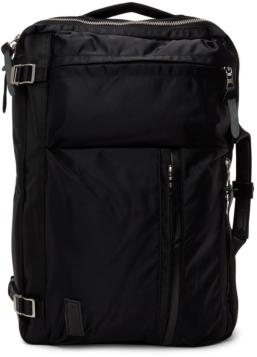 Black Lightning 3-Way Backpack