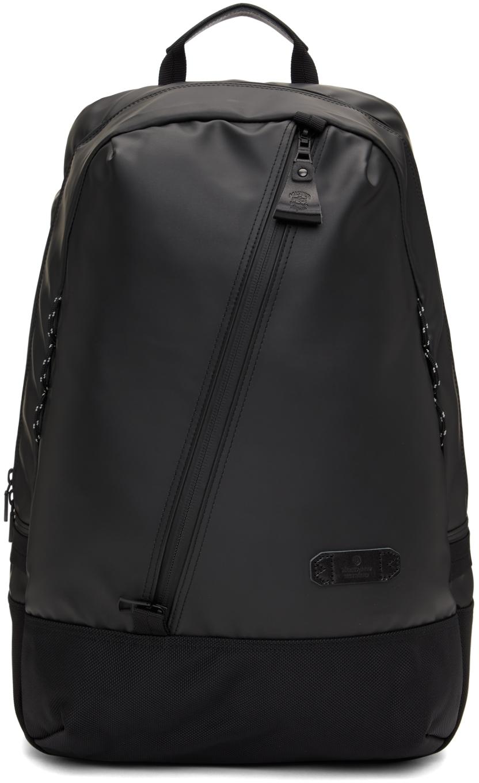 Black Slick Backpack