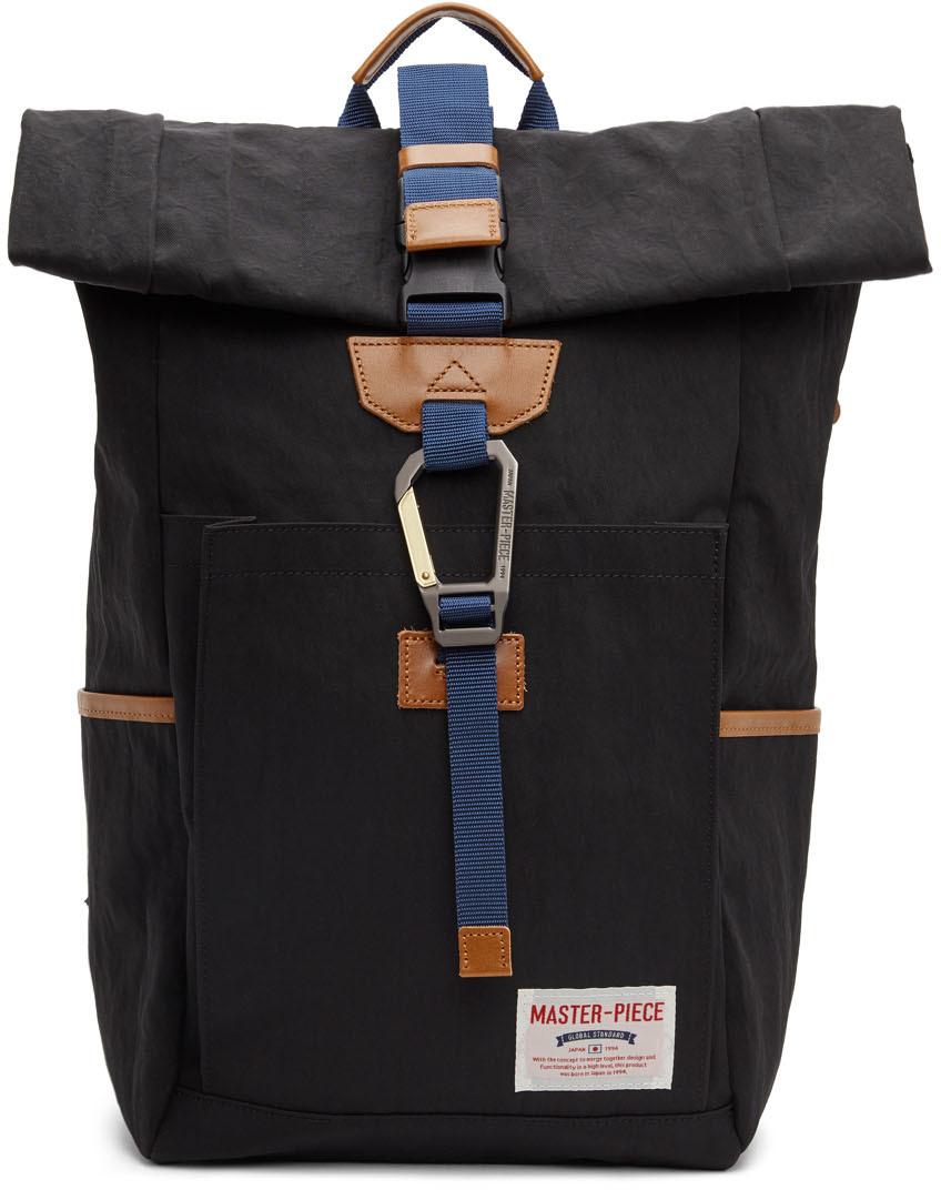 Black Link Backpack