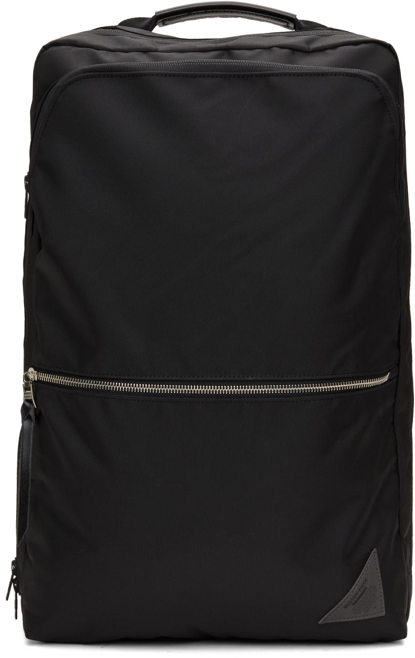 Black Various Travel Backpack