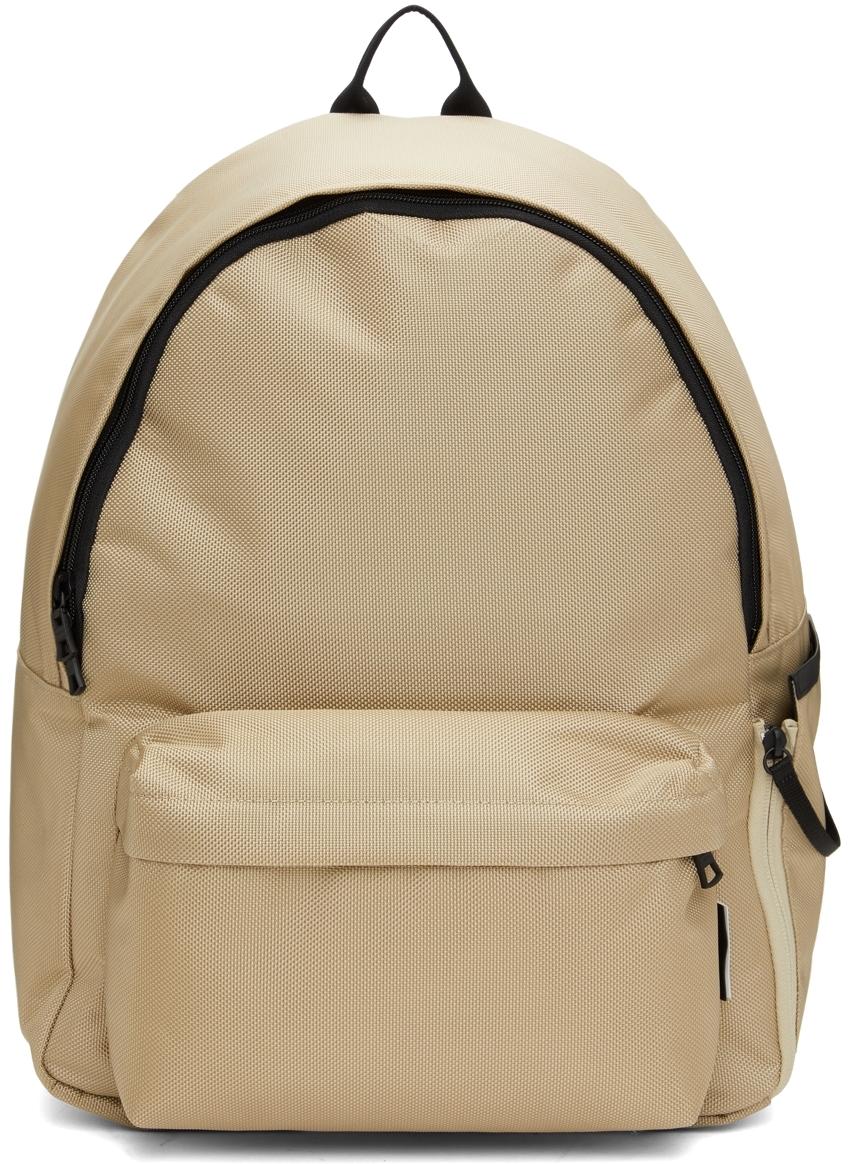 Beige TASF Edition Single-Strap Backpack