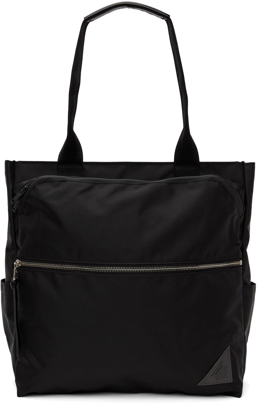 Black Various Tote Bag