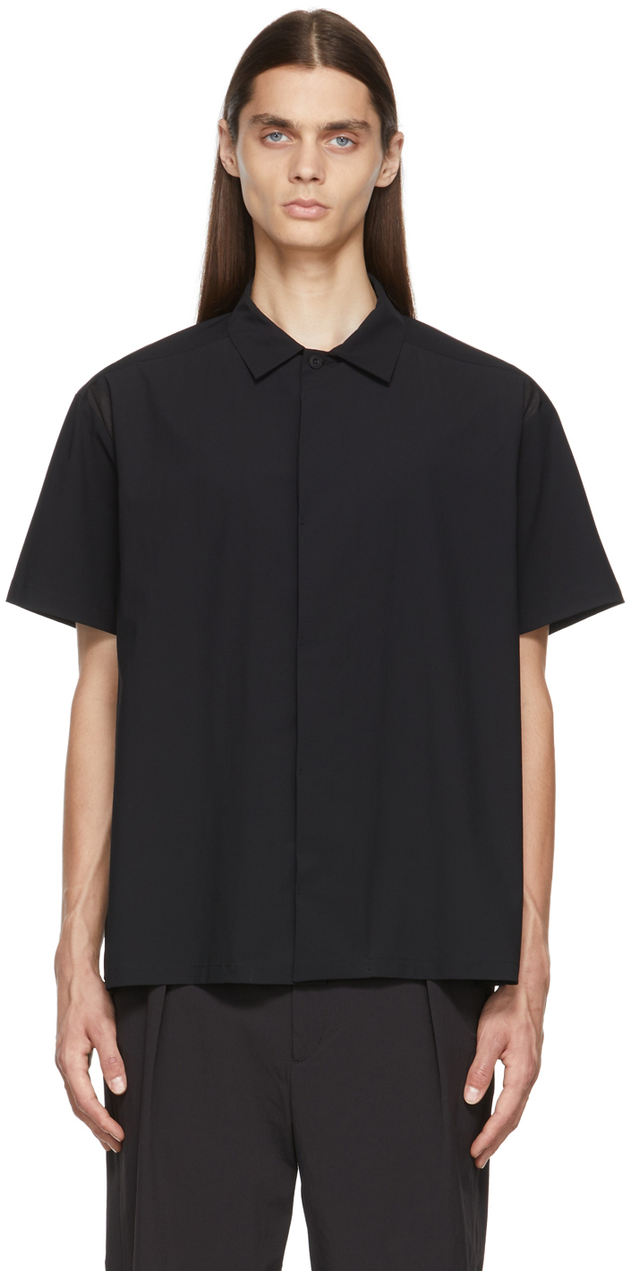 Black H/S Shirt