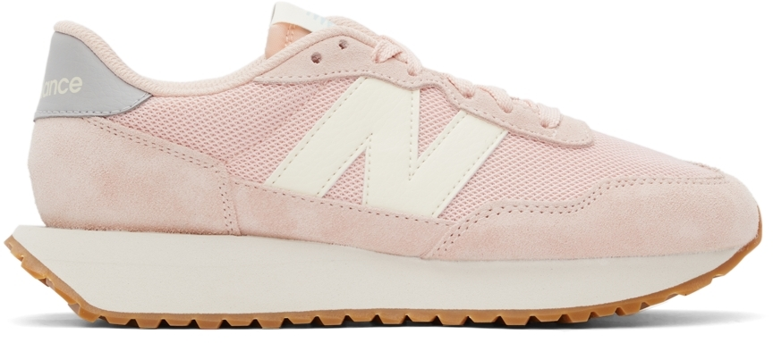 Pink 237 Sneakers