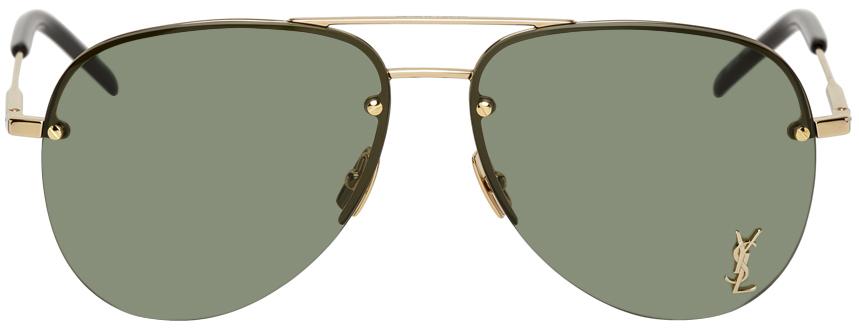 Gold Classic SL 11 Aviator Sunglasses