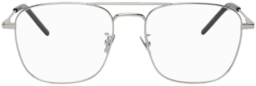 Silver SL 309 Aviator Glasses
