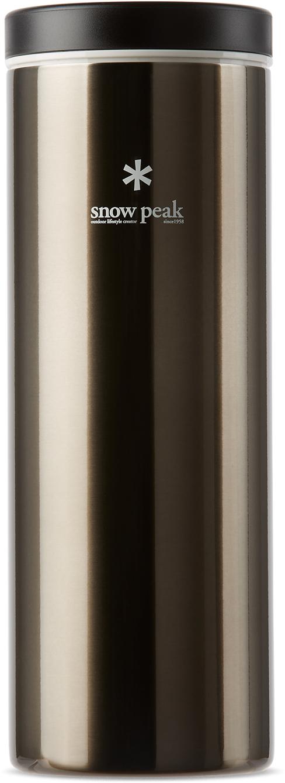 ガンメタル Kanpai ウォーター ボトル 500ml