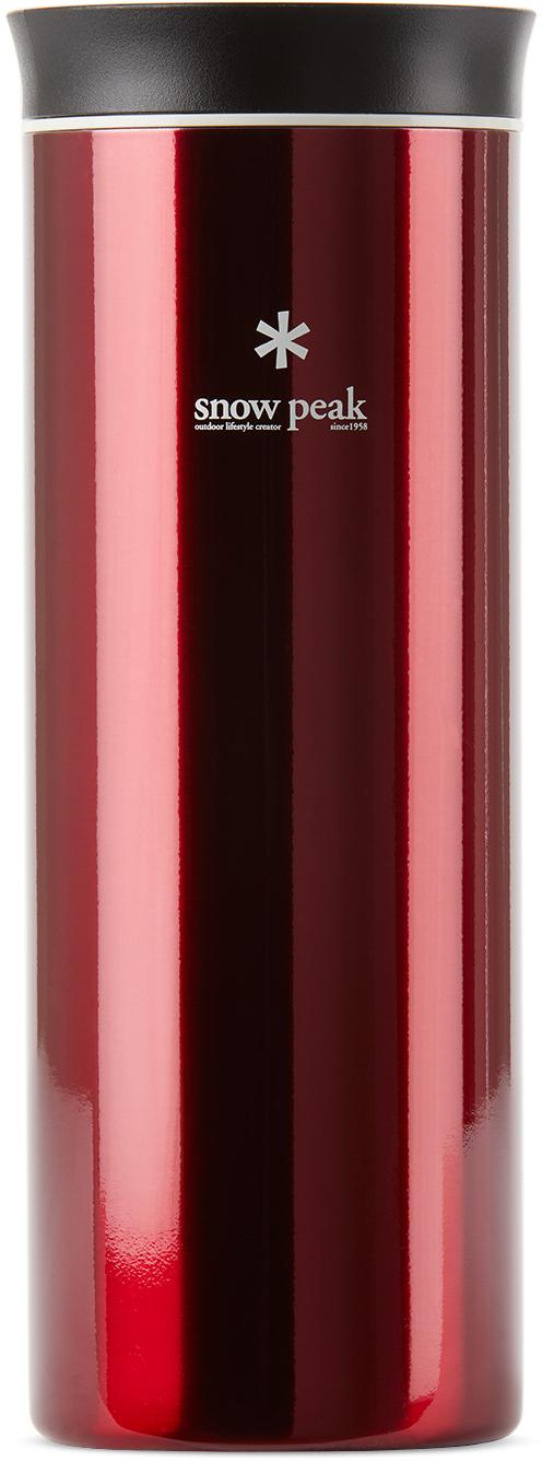 レッド Kanpai ウォーター ボトル 500 ml