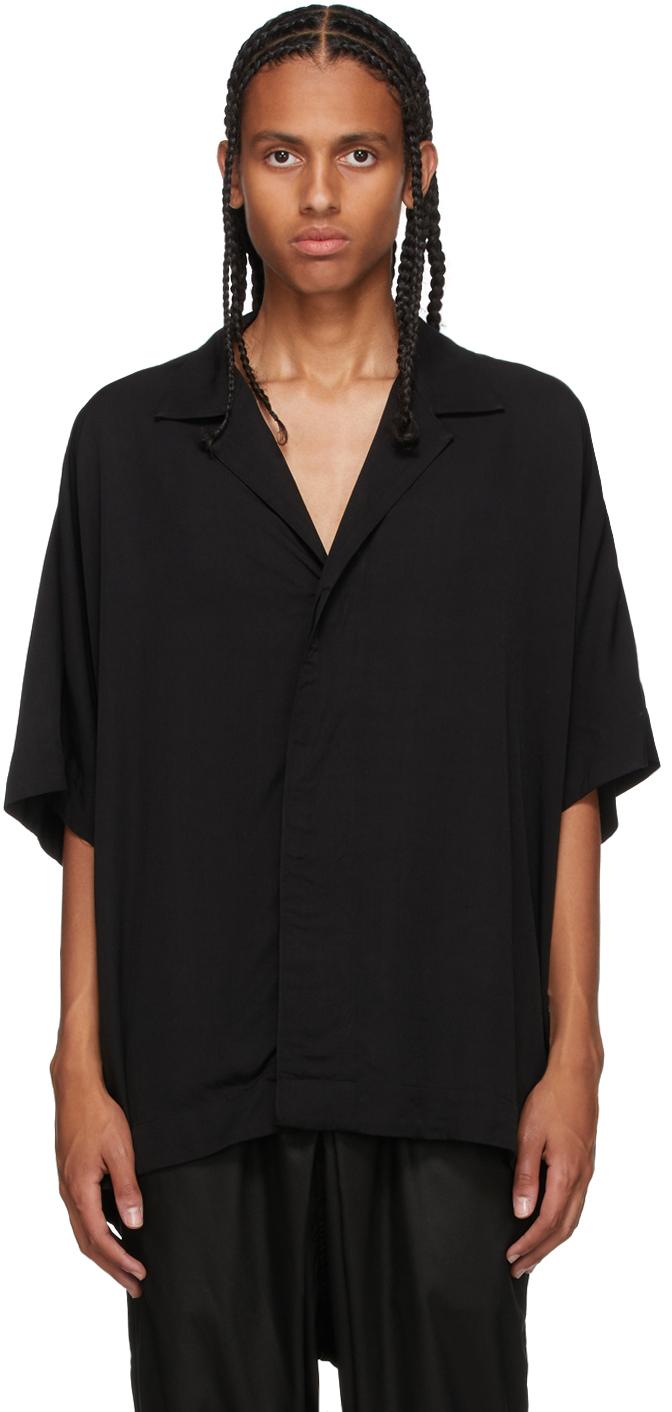 Black Kite Short Sleeve Shirt