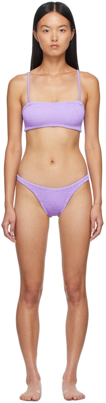 Purple Gigi Bikini