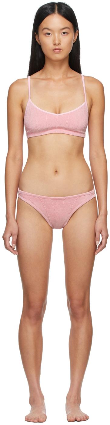 Pink Virginia Nile Bikini