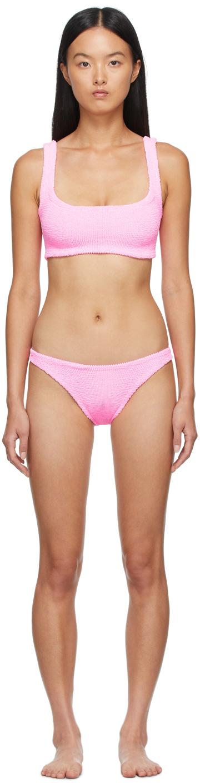 Pink Xandra Bikini