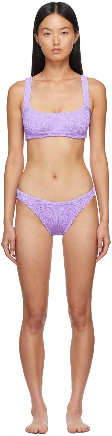 Purple Xandra Bikini