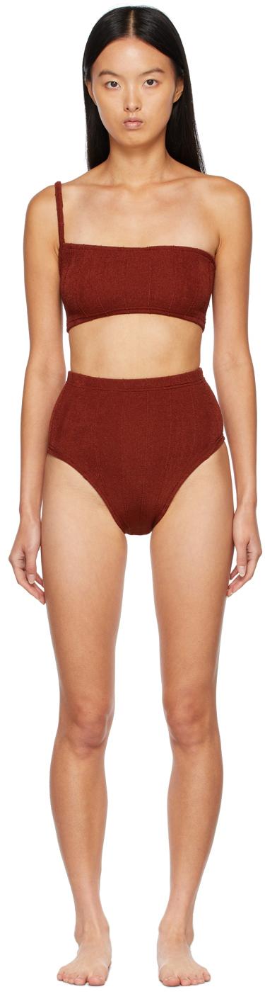 Red Maxime Nile Bikini
