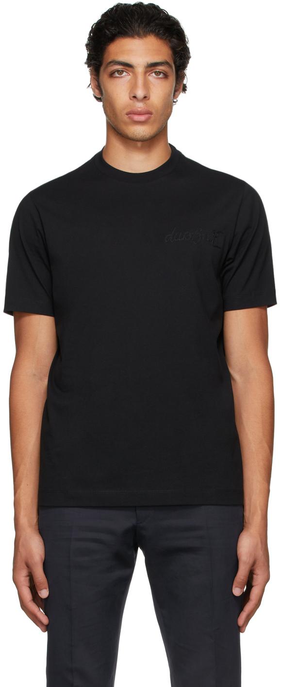 Black Logo Script T-Shirt