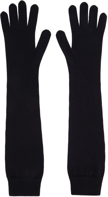 Grey Lulu Gloves
