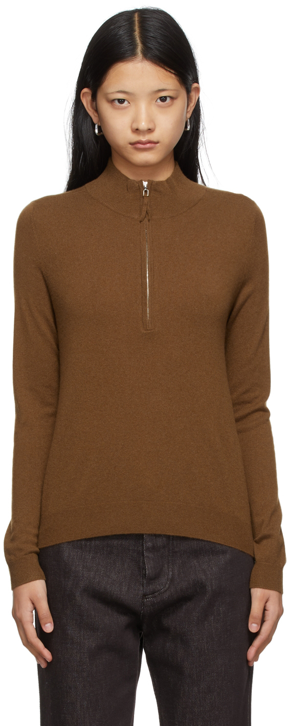 Brown Fenchurch Sweater