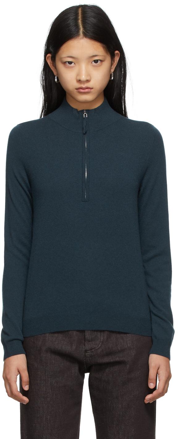 Navy Fenchurch Sweater