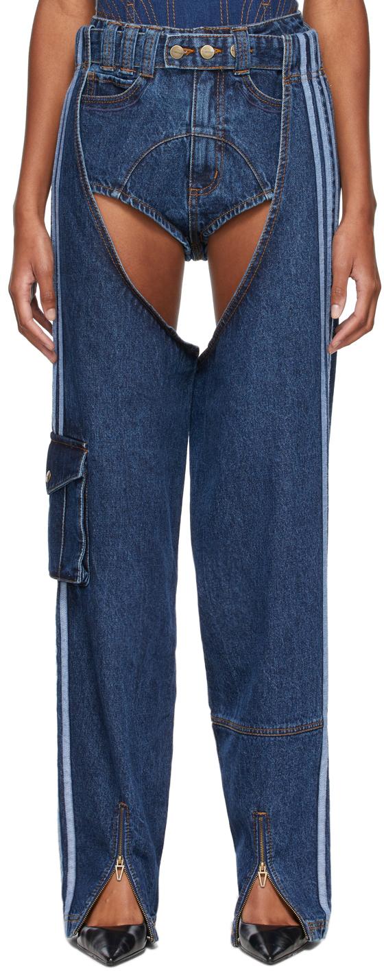 Blue Chap Jeans