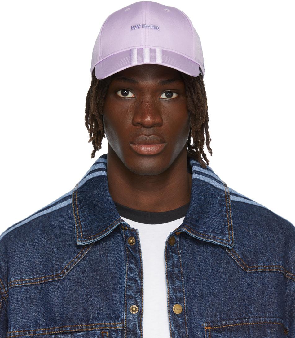 Purple Backless Cap