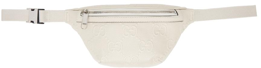 Off-White GG Embossed Belt Bag
