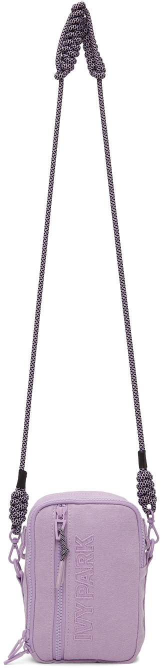 Purple Rodeo Crossbody Bag