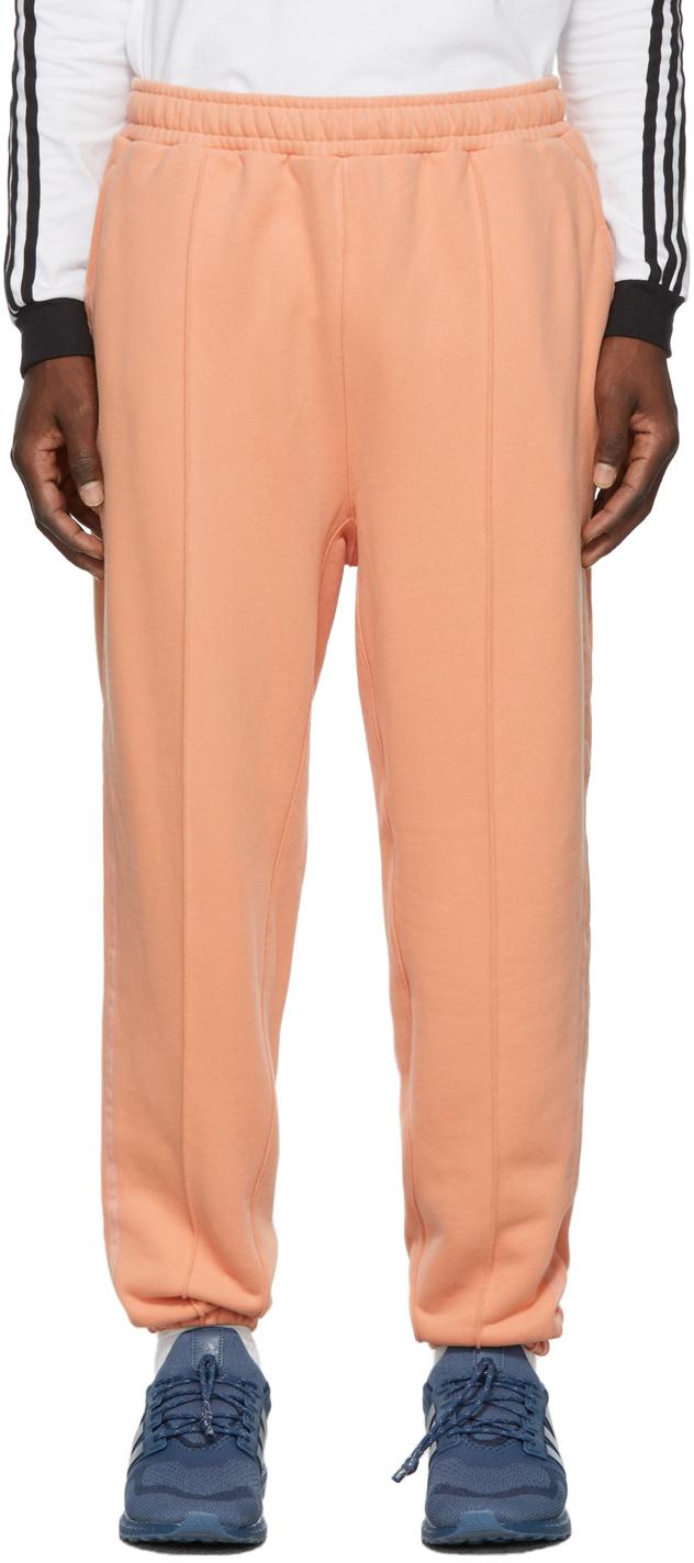 Orange Sweat Lounge Pants