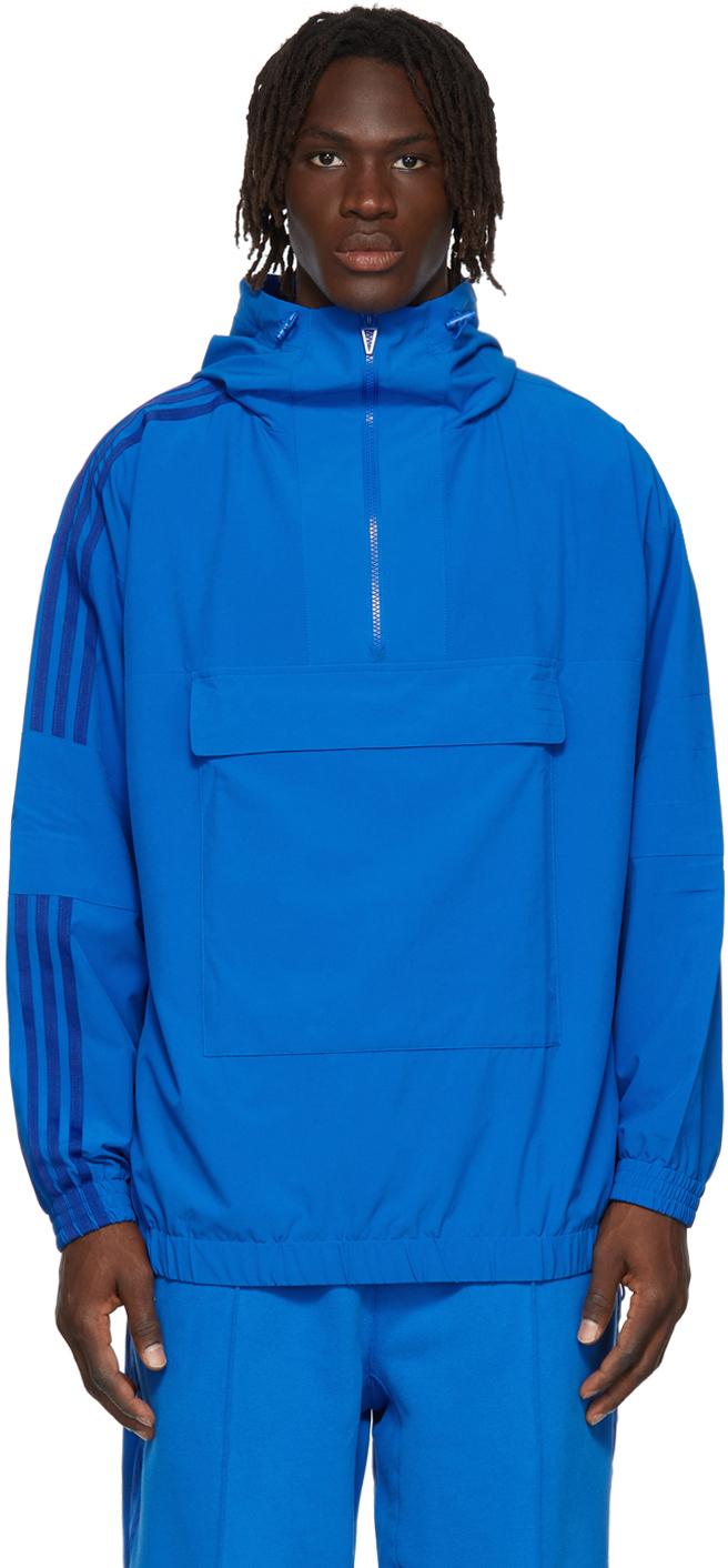 Blue Active Jacket