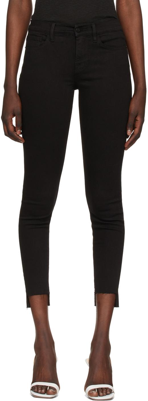Black 'Le Skinny De Jeanne' Jeans