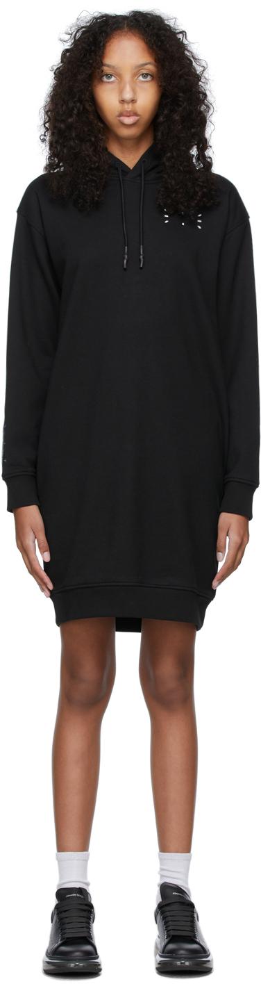 Black Jack Branded Hoodie Dress