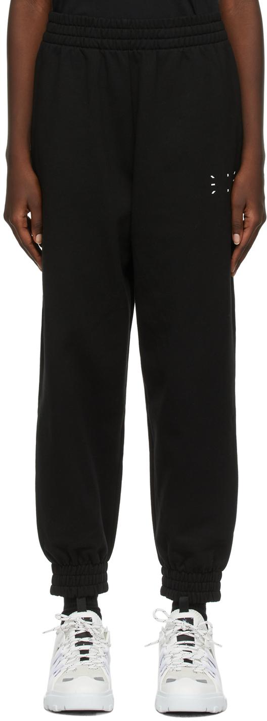 Black Regular Lounge Pants