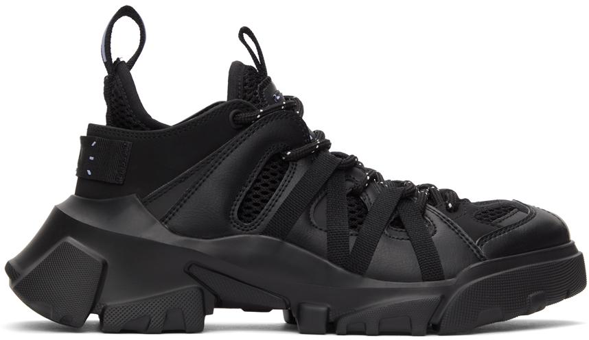 Black Orbyt Descender No. 2 Sneakers