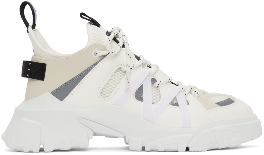 White Orbyt Descender No. 2 Sneakers