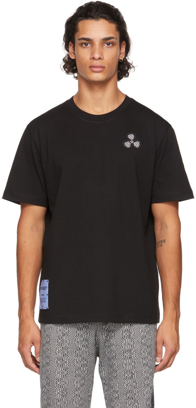 Black Relaxed T-Shirt