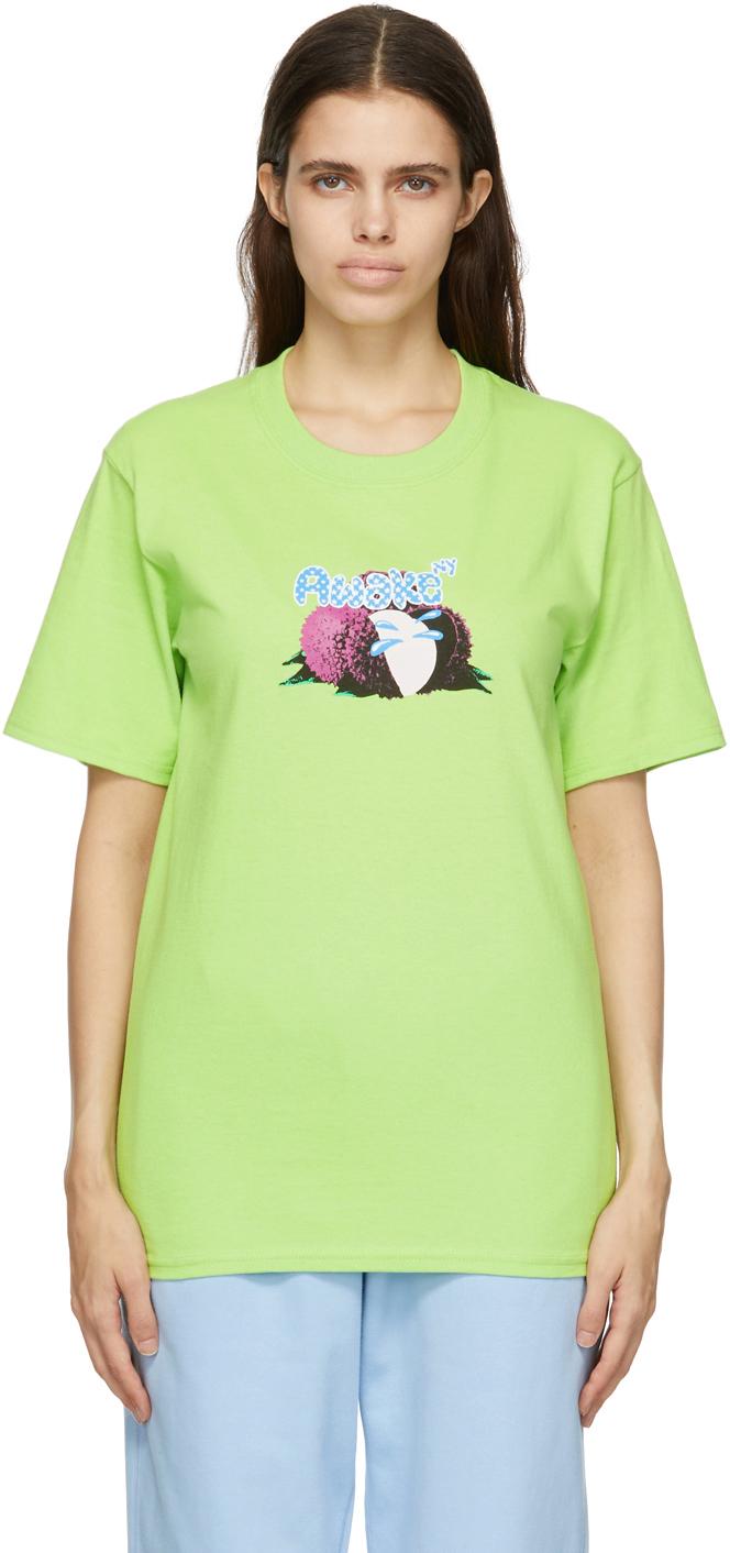 Green Lychee Logo T-Shirt