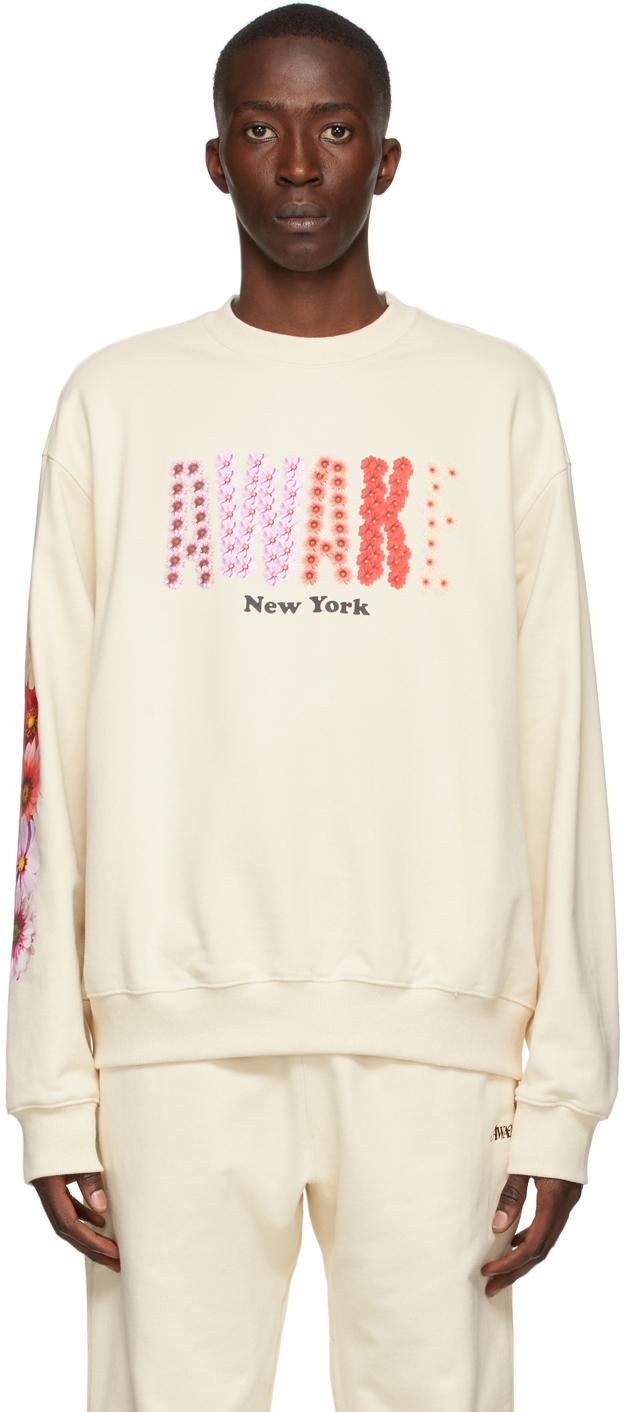 SSENSE Exclusive Off-White Bloom Sweatshirt