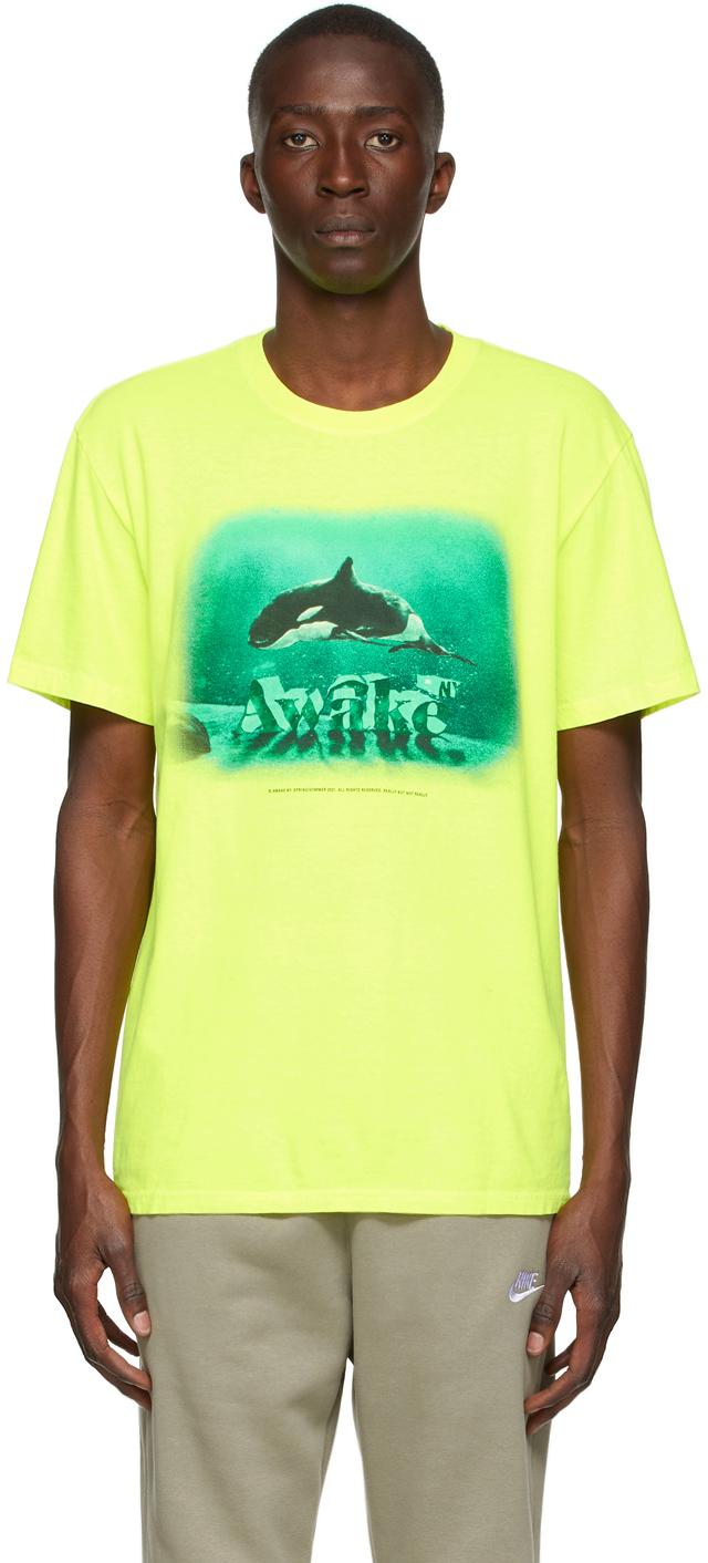 Green Orca T-Shirt