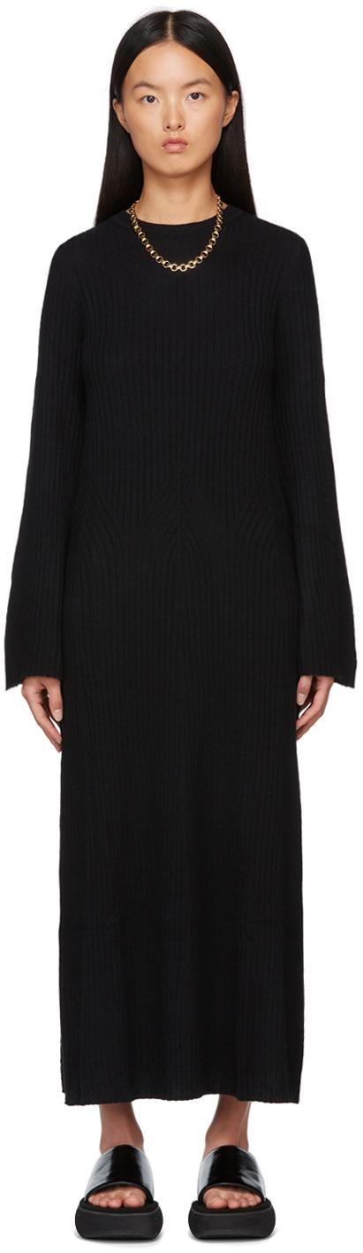 Black Larga Dress