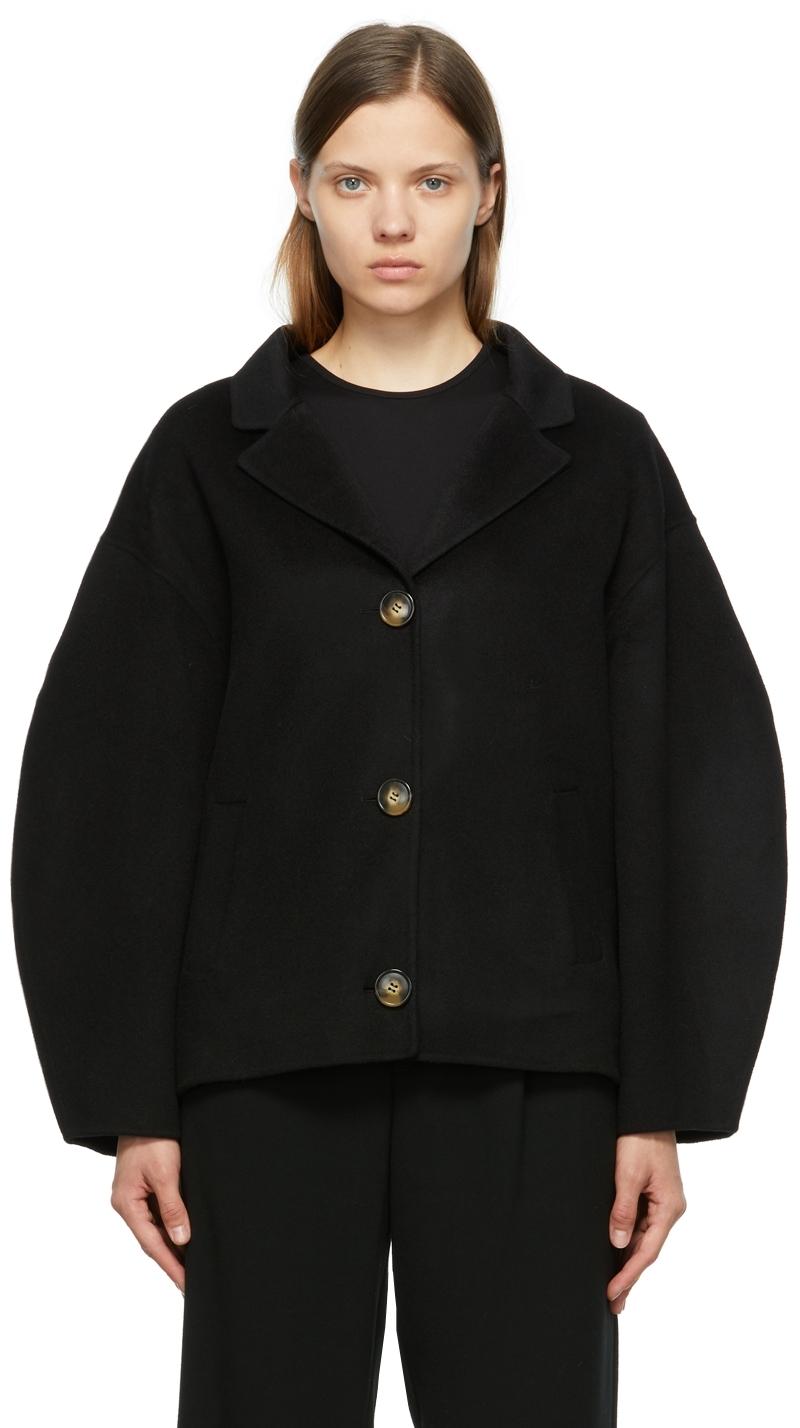 Black Moho Jacket