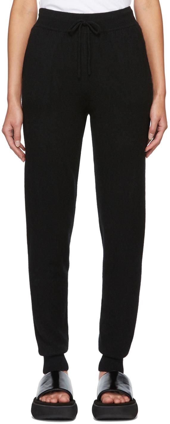 Black Cashmere Maddalena Lounge Pants