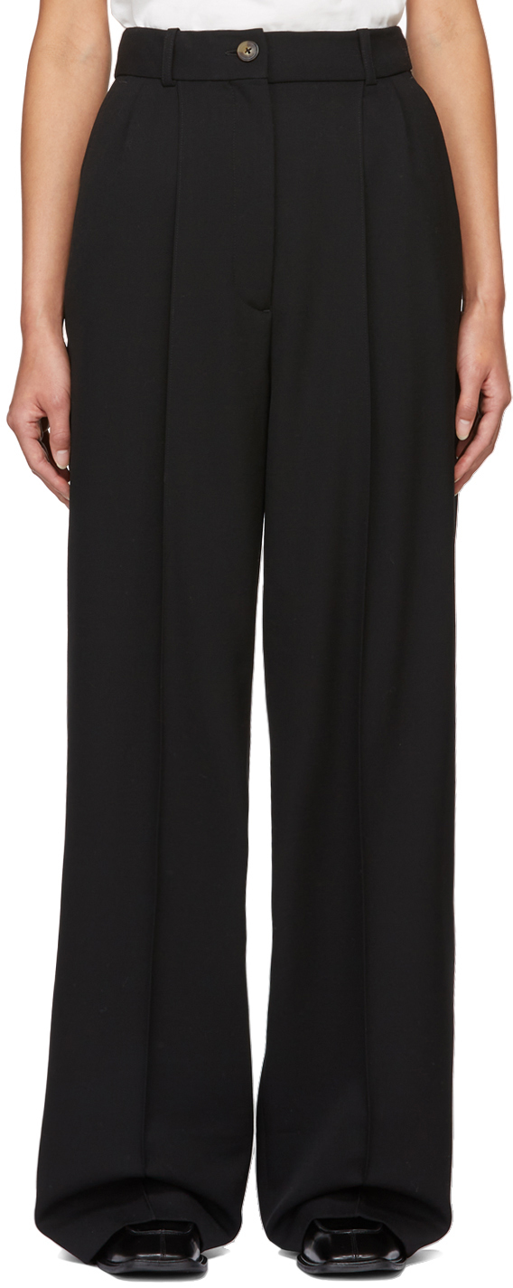 Black Mouro Trousers