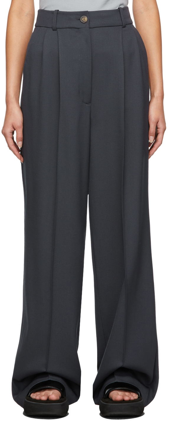 Blue Mouro Trousers