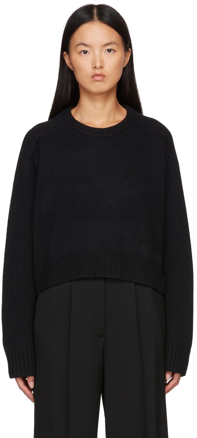 Black Bruzzi Sweater